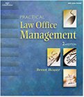 Stock image for PRACTICAL LAW OFFICE MANAGEMENT 2E (The West Legal Studies Series) for sale by Bayside Books