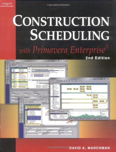 9780766828612: Construction Scheduling With Primavera Enterprise
