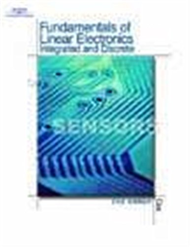 Fundamentals of Linear Electronics: Cox, James; Chartrand, Leo