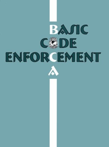 9780766832688: Basic Code Enforcement Textbook for College Instruction