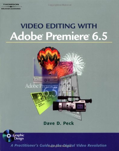 9780766833685: Video Editing With Adobe Premiere 6.5