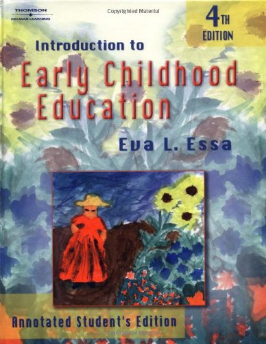 9780766834507: Introduction to Early Childhood Education 4e