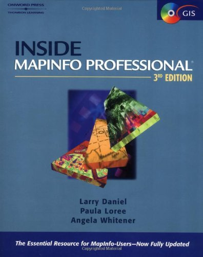 9780766834729: Inside MapInfo Professional
