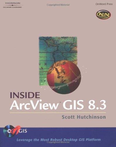 9780766834750: Inside ArcView GIS 8.3
