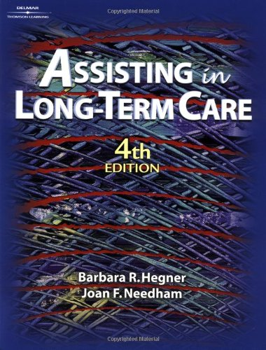 9780766834798: Assisting in Long Term Care