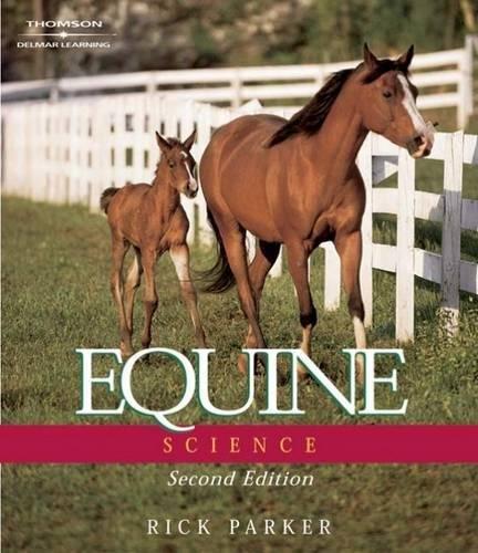 9780766835313: Equine Science, 2E