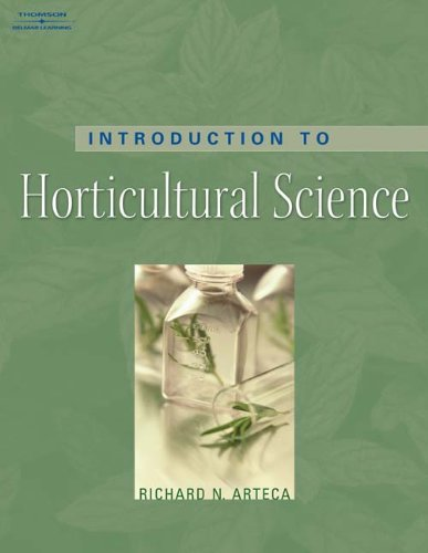 9780766835924: Introduction to Horticultural Science
