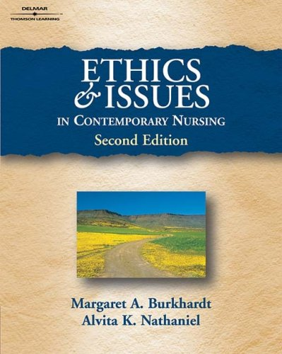 9780766836297: Ethics And Issues In Contemporary Nursing