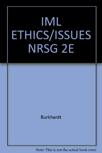 9780766836303: Ethics and Issues in Contemporary Nursing