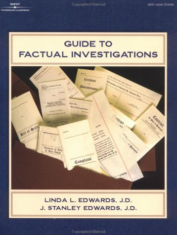 9780766836327: Guide to Factual Investigations (U.S. Wars)