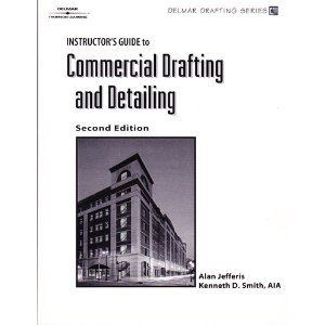 9780766838871: Instructor's Guide to Commercial Drafting and Detailing, 2nd Edition