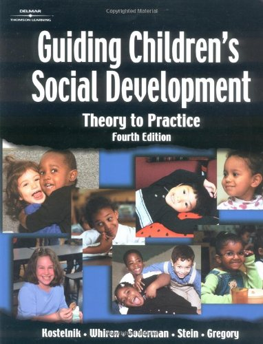 9780766842922: Guiding Children's Social Development, 4E