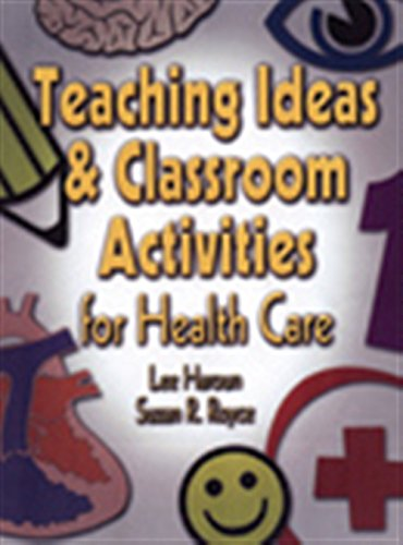 9780766844902: Delmar's Teaching Ideas and Classroom Activities for Health Care
