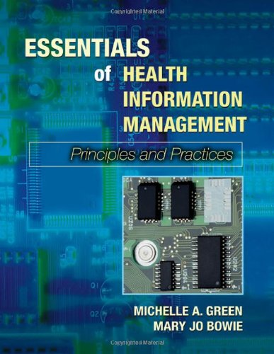 9780766845022: Essentials of Health Information Management: Principles and Practices