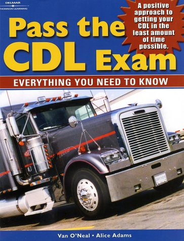 9780766850156: Pass the CDL Exam: Everything You Need to Know