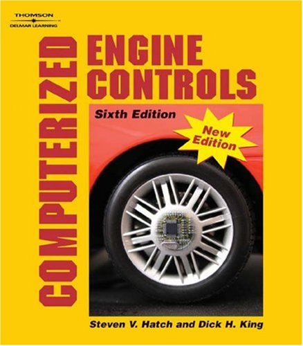 9780766850200: Computerized Engine Controls (Engine Performance)