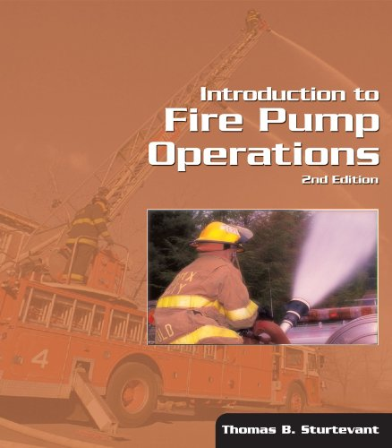 9780766854529: Introduction to Fire Pump Operations