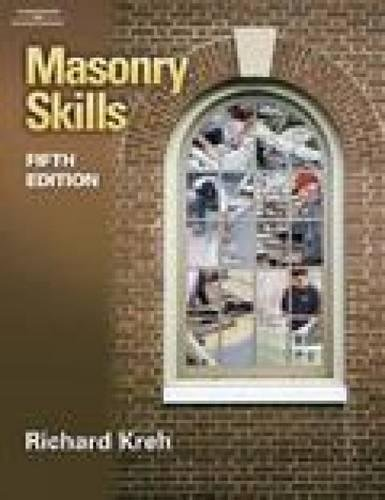 Masonry Skills {FIFTH EDITION}: Kreh, Sr., Richard