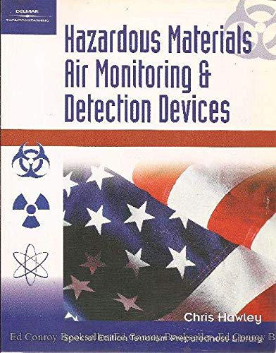 9780766860193: Hazardous Materials Air Monitoring and Detection Devices
