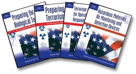 Terrorism Preparedness Library. 4 Book Set. (9780766860209) by Buck, George; Hawley, Christopher; Bevelacqua, Armando; Stilp, Richard