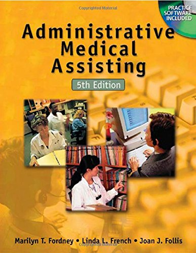 9780766862500: Administrative Medical Assisting