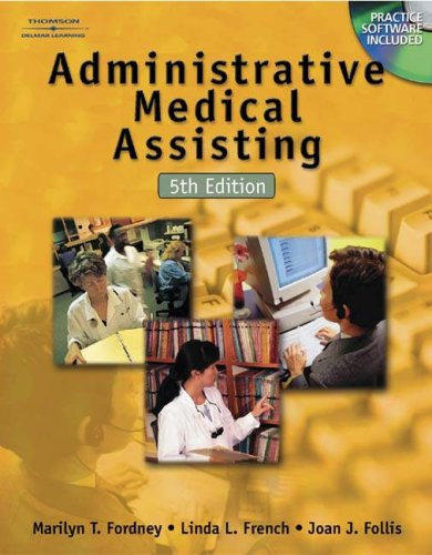 9780766862524: Administrative Medical Assisting 5th Edition
