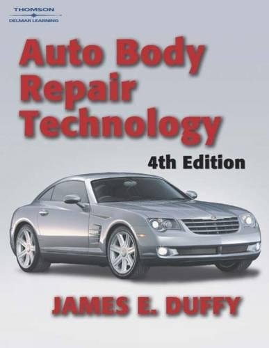 9780766862722: Auto Body Repair Technology, Fourth Edition