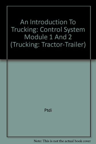 9780766863903: Trucking Tractor Trailer Video Series Tape 1: Intro, Controls Systems, & Hours of Service
