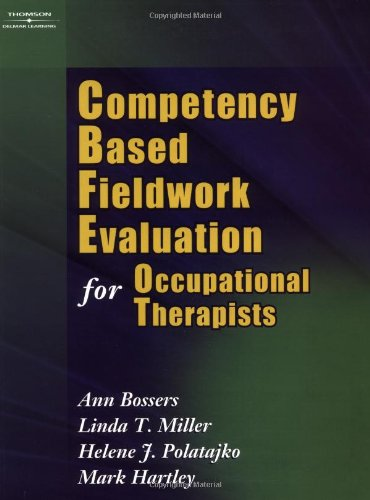 9780766873360: Competency Based Fieldwork Evaluation for Occupational Therapy