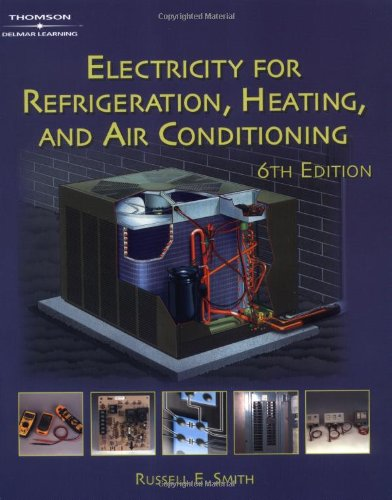 9780766873377: Electricity for Refrigeration, Heating and Air Conditioning