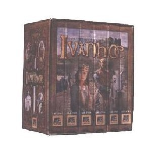 9780767000185: Sir Walter Scott's Ivanhoe (BBC 6-tape VHS set)