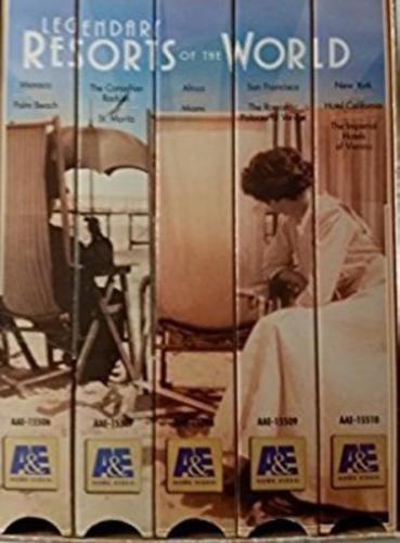 9780767003773: Grand Tour: Legendary Resorts of World [VHS]