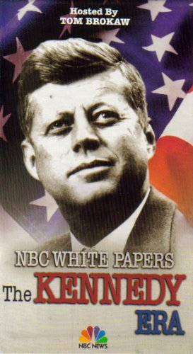 9780767005234: NBC White Papers: Kennedy Era [VHS]