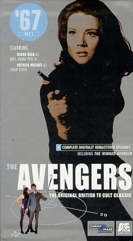 9780767010986: The Avengers - The '67 Collection: Set 1 [VHS]