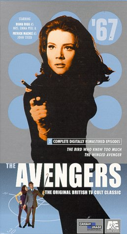 9780767011013: Avengers: Bird Who Knew Too Much & Winged Avenger [VHS]