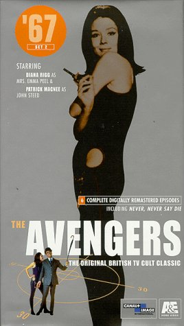 9780767011020: The Avengers '67: Set 2 [VHS]