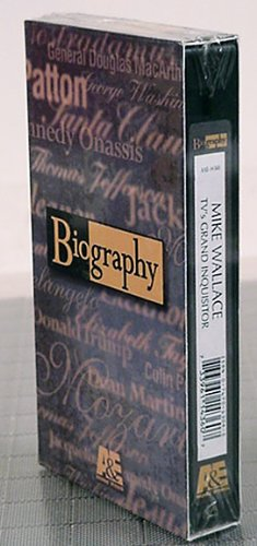9780767013086: Biography - Mike Wallace: TV's Grand Inquisitor [VHS]
