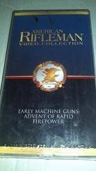 9780767014182: Tales Of The Gun - Early Machine Guns: Advent Of Rapid Firepower [VHS]