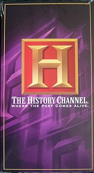 9780767014571: The History Channel: History Of The Dow Jones [VHS]