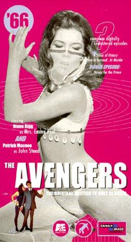 9780767016421: Avengers: 66 Volume 6 [VHS]