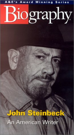 9780767017633: Biography: John Steinbeck: An American Writer [VHS] [Import USA]