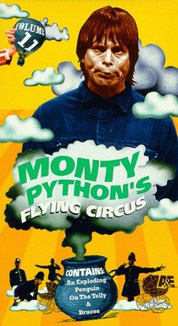 9780767018487: Monty Python's Flying Circus, Vol. 11 [VHS]