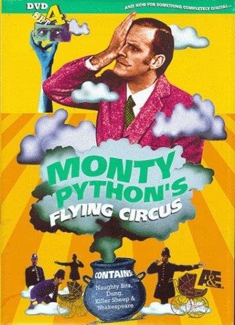 9780767018906: Monty Python's Flying Circus, Set 4, Eps. 20-26