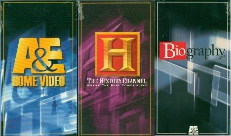 9780767019019: Biography: William Holden - Untamed [VHS]