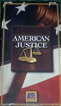9780767020534: American Justice: Shannon Mohr [VHS]