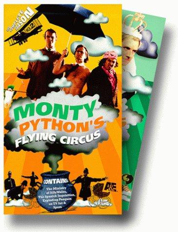 9780767020732: Monty Python's Flying Circus - Season 2 [VHS]