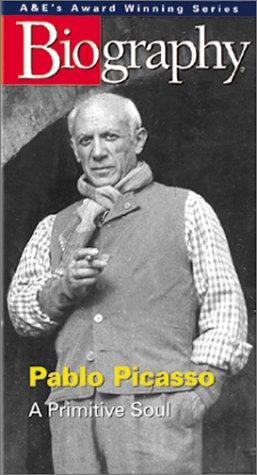 9780767024389: Biography - Pablo Picasso: A Primitive Soul [VHS]