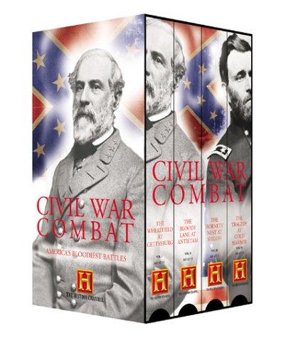 9780767026178: Civil War Combat: America's Bloodiest Battles [VHS]