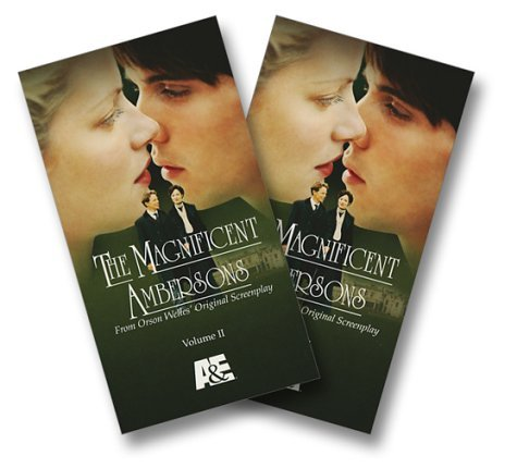 9780767041072: The Magnificent Ambersons [VHS]