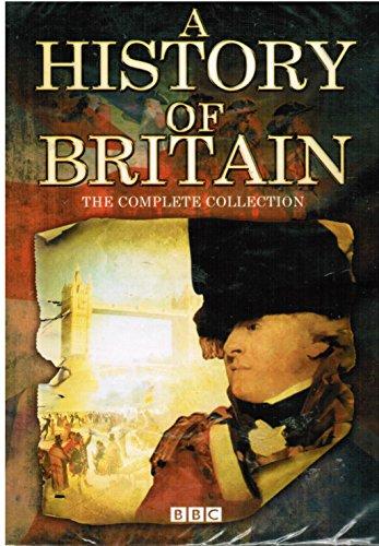 9780767045599: History of Britain: Complete Collection [Reino Unido] [DVD]